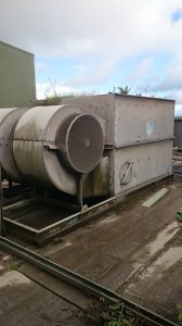 cooling tower water treatment and legionella control